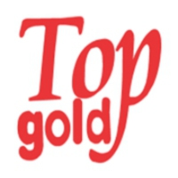 Logo of radio station Top Gold