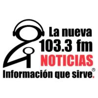 Logo of radio station 103.3 Noticias Villahermosa