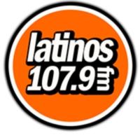 Logo of radio station Latinos FM 107.9