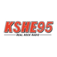 Logo of radio station KSHE