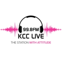 Logo of radio station 99.8FM KCC Live