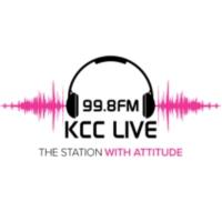 Logo of radio station 99.8FM KCC Live
