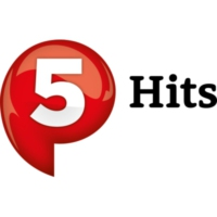 Logo of radio station P5 Hits