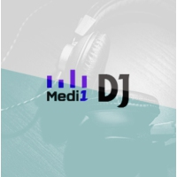 Logo of radio station Medi1 - DJ