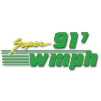 Logo of radio station WMPH 91.7 FM