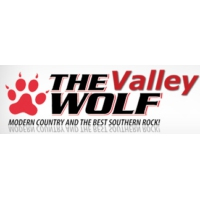 Logo de la radio The Valley Wolf