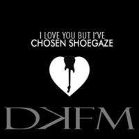 Logo of radio station DKFM Shoegaze Radio
