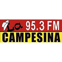 Logo of radio station KBHH Radio Campesina 95.3