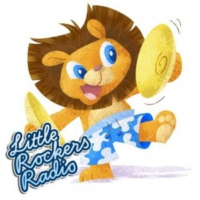 Logo of radio station Little Rockers Radio