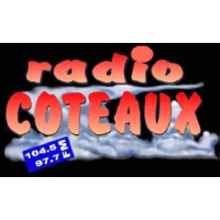 Logo of radio station Radio Coteaux