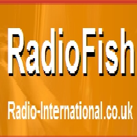 Logo of radio station RadioFish