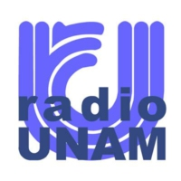 Logo of radio station XEUN Radio UNAM 96.1
