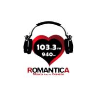 Logo de la radio XERKS Romántica 940 AM