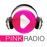 Logo of radio station Pink Radio