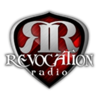 Logo of radio station WKRE Revocation Radio