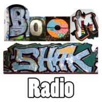 Logo of radio station BoomShak radio