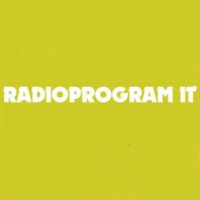 Logo of radio station Radioprogram it