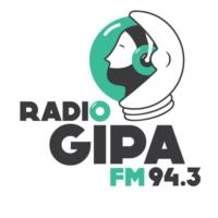 Logo de la radio რადიო ჯიპა FM 94.3