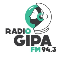 Logo of radio station რადიო ჯიპა FM 94.3