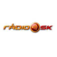 Logo of radio station Rádio.sk