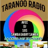 Logo of radio station TARANOO RADIO