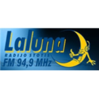 Logo of radio station Laluna Radijo Stotis