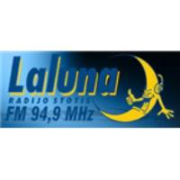 Logo de la radio Laluna Radijo Stotis