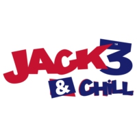 Logo of radio station JACK 3 & Chill