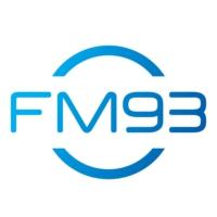 Logo of radio station CJMF 93.3FM