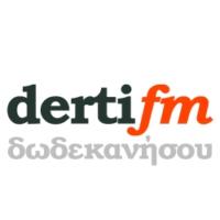 Logo de la radio Derti Fm 104.9