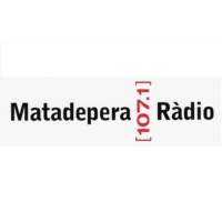 Logo of radio station Matadepera Ràdio