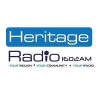 Logo of radio station Heritage Radio AM