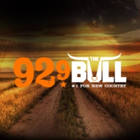 Logo of radio station KDBL 92.9 The Bull Radio