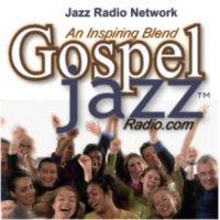 Logo of radio station Gospel Jazz Radio