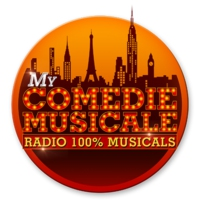 Logo of radio station My Comedie Musicale