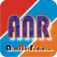 Logo of radio station Armenian Net Radio