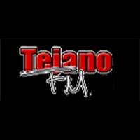 Logo of radio station Tejano FM