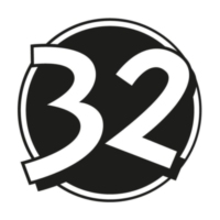 Logo of radio station Radio 32 - Sommerhits