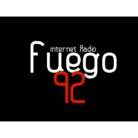 Logo of radio station Fuego 92 radio