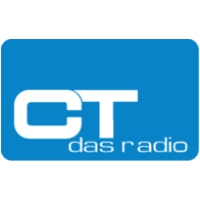 Logo of radio station CT das radio