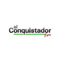 Logo of radio station El Conquistador 91.3