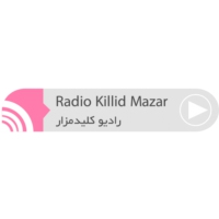 Logo of radio station Radio Killid Mazar