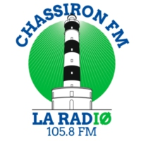 Logo of radio station Chassiron FM