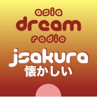 Logo of radio station J-Pop Sakura Natsukashii