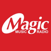 Logo of radio station Magic 828 AM
