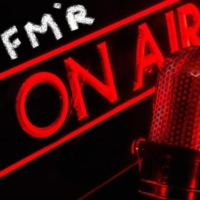Logo of radio station FM ' R