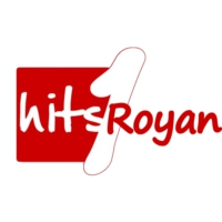 Logo of radio station Hits1 Royan