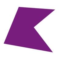 Logo of radio station KISS