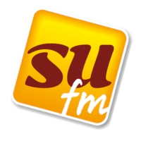 Logo of radio station SU fm