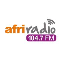 Logo of radio station afriradio RDC